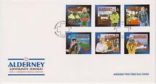 Alderney FDC 2002 Community Services Part 2 Emergency Medical Services Set