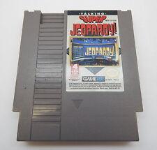 Nintendo NES Super Jeopardy! Game Cartridge, Works R13339