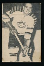 1952-53 St Lawrence Sales (QSHL) #92 GEORGES ROY (Chicoutimi)