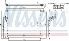 A/C Air Condenser Radiator Ford:RANGER UC9M61480 5139233 AB3919710AB 5264360