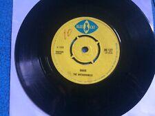 "The Untouchables Khaki 7"" Vinyl Record Reggae Blue Cat label"
