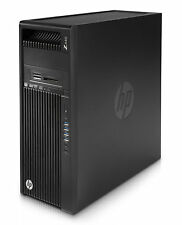 HP Z440 Business Workstation Intel:E5-1603V3 2.80G 8GB 512 SSD  743805R-999-FZ78