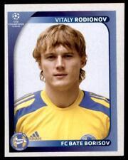 Panini Liga de Campeones 2008-2009 - FC BATE Borisov Vitaly Rodionov No.143