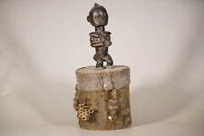 """Fang Reliquary Basket Figure 21"""" - Gabon - African Art"""