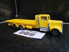 Hotwheels Kenworth Truck (289)