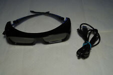 Genuine Sony TDG-BR250 Active 3D Glasses Rechargeable with Lead