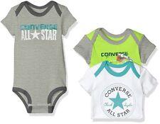 Completi grigio per bambino da 0 a 24 mesi 100% Cotone