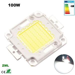 100W LED Chip COB Bulb Beads Cool White SMD 28V 36V High Power for floodlight