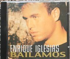 Bailamos [Single] by Enrique Iglesias (CD, 1999) w/ bonus remix track