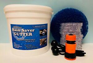 Rain Saver Gutter 14 Clip Kit