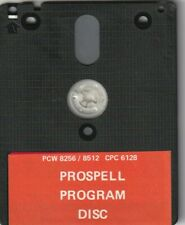 PROSPELL Program On 3 Inch Disc For AMSTRAD PCW & CPC Computers