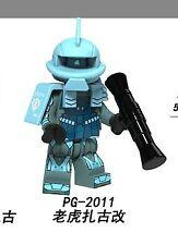 NUOVO LEGO COMPATIBILE  ADATTA LEGO(ZAKU -DOM,,SERIE GUNDAM )RARO !SPD.VELOCE ⬅⬅
