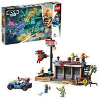 LEGO Hidden Side 70422 Shrimp Shack Attack Age 8+ 579pcs