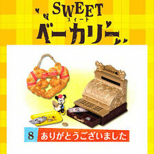 Rare! Re-ment Miniature Disney Mickey & Minnie Sweet Bakery No.8 Thank You!
