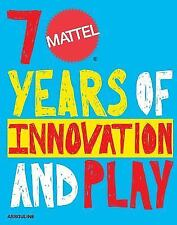 """""""70 Years of Innovation and Play"""" Mattel book - Barbie Convention gift"""