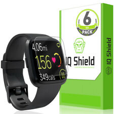 6x IQ Shield LIQuidSkin Screen Protector for Fitbit Versa Lite Edition