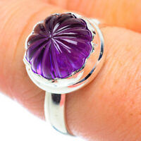 Amethyst 925 Sterling Silver Ring Size 9 Ana Co Jewelry R53966