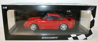 Minichamps 1/18 Scale Diecast - 155066200 - 1987 Porsche 959 - Red