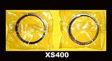 Yamaha XS400 Piston Rings Set x2 1977 1978 1979 1980 1981 1982 STD. SOHC 400