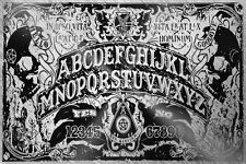 Ouija Board - Black Steel from OccultBoards & Planchette (Free Shipping)