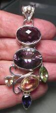 Treated Not Enhanced Amethyst Fine Jewellery