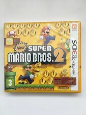 New Super Mario Bros: 2  For Nintendo 3DS (New & Sealed)