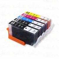 5PK 564XL Ink For HP PhotoSmart 7510 7515 7520 7525 C310 B109 B110 C5300 C6300