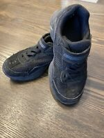 Kids Sneakers Skechers Toddler Boys' SKX Athletic Shoes, Size 12, Black