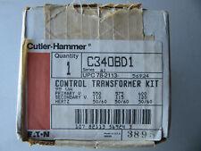 Cutler-Hammer C340BD1 Control Transformer 95VA Pri. 600V to Sec. 120V NEW!!!