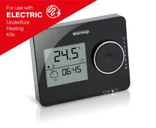 Warmup Tempo Thermostat - Piano Noir