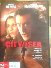 City By The Sea (DVD, 2003)* USED  *