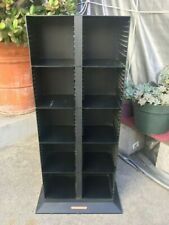 Laserline 90 CD Tower Organizer CD storage rack VINTAGE