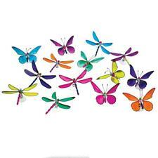Butterfly & Dragonfly Suncatcher Window Charms x 4