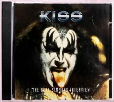 KISSC609303CD - THE GENE SIMMONS INTERVIEW - THE ROCKVIEW INTERVIEWS - 1997