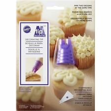 Wilton Tip 2 Duo Piping Tip Brand New Product
