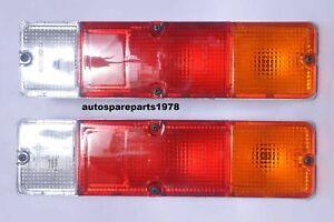 Suzuki SJ Jimny SJ413 SJ410 Samurai Sierra JA51 1300 Tail light Pair Taillight