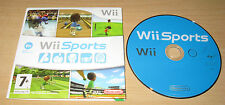 Wii SPORTS CARD SLEEVE NINTENDO Wii  GAME UK PAL ORIGINAL FAST FREE DELIVERY