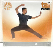 """Tai Cheng Beachbody """"The Master Scroll"""" Complete 5-Disc Set Tcdvw6103Us Sealed"""