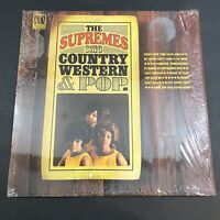 Motown The Supremes Sing Country Western And Pop MT-625 VG+ L1