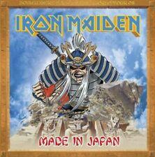 IRON MAIDEN - MADE IN JAPAN (LIVE 2008 + BONUS JAPAN 1982) - 2CD DIGISLEEVE NEW