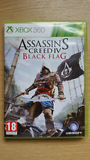 Assassin's Creed 4: Black Flag Xbox 360 Game - UK PAL - Very Good Condition