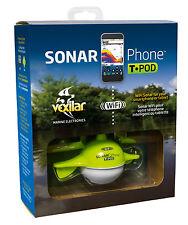SonarPhone SP100 TPod Casting/Trolling WiFi Fishfinder by Vexilar