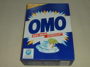 OMO Hand-Wash 540g (19.05 oz) Washing Powder Box, Unopened, Unused