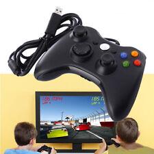 USB Wired Controller Gamepad Joystick Joypad for Microsoft Xbox 360 & Windows PC