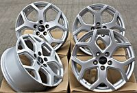 COMMERCIALLY RATED 5X118 VAN ALLOY WHEELS 18 INCH ALLOYS FOX VIPER 4 SILVER