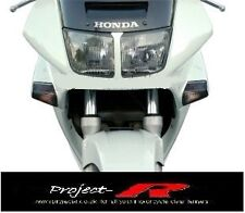 NEW SMOKED INDICATORS TURN SIGNALS HONDA VFR 750 VFR750 ROAD LEGAL CE