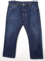 Levi's Strauss & Co Hommes 501 Jeans Jambe Droite Taille W38 L28 BBZ647