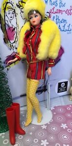 Barbie Vintage Repro SMASHEROO-MOD FASHION- OUTFIT Complete NO DOLL -NEW