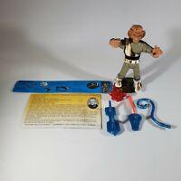 "Playmates 1992 Star Trek The Next Generation Ferengi 4.5"" figure vintage weapons"