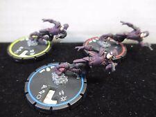Marvel Heroclix - Armor Wars - Paladin - Complete REV Set - 3 Figures